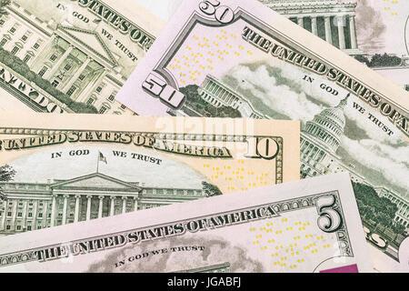 Us Dollar Stückelung