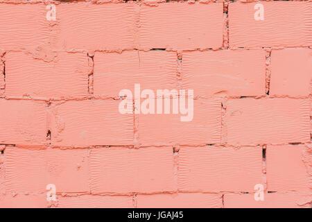 Nahaufnahme der alte bemalte Mauer, natürliche Grunge Texturen für natürliches Design, Muster - Stockfoto
