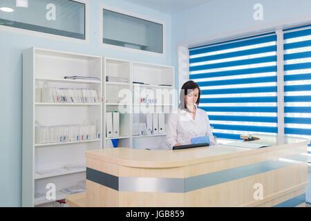 Flur der Notaufnahme und Ambulanz Stockfoto, Bild: 157695501 - Alamy
