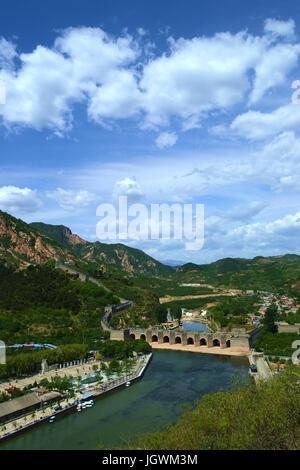 Qinghuangdao, Hebei, China - Stockfoto