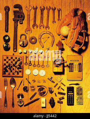 Werkzeuge, São Paulo, Brasilien - Stockfoto