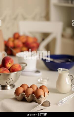 Zubehör Für Die Küche Und Produkte. Selektiven Fokus.