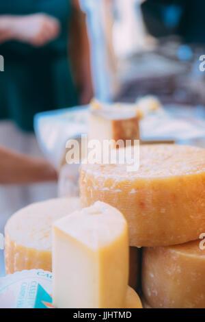 Italienische Küche Münster | Italien Toskana Marken Weingut Italienische Kuche Stockfoto