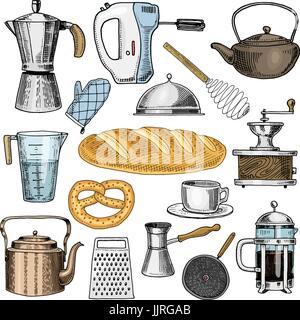 quirl oder die k che kochen material f r men dekoration backen logo emblem oder label. Black Bedroom Furniture Sets. Home Design Ideas