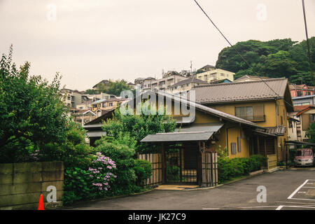 Shin-Sugita Wohnquartier, Yokohama - Stockfoto