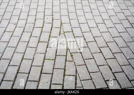 Kies-Stein-Boden Fliesen-Textur und nahtlose Hintergrund Stockfoto ...