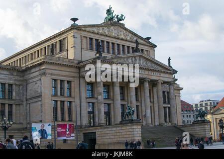 Berliner Gebäude - Stockfoto