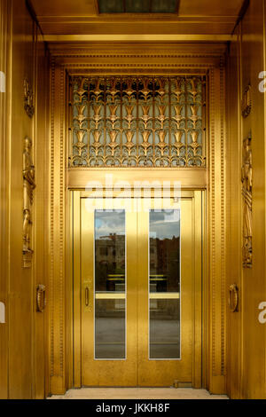 John Adams Building, Library of Congress, Kapitol, Washington DC - Stockfoto