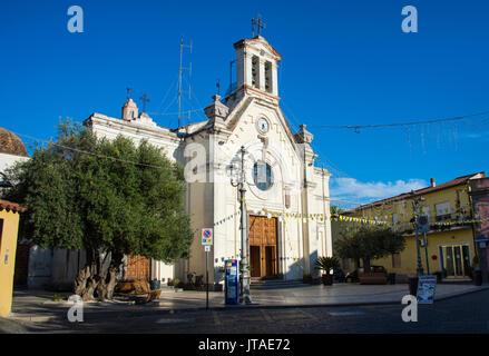 Kathedrale von Pula, Sardinien, Italien, Europa - Stockfoto