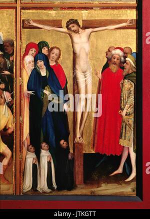 Altarbild De La Passion 04 - Stockfoto