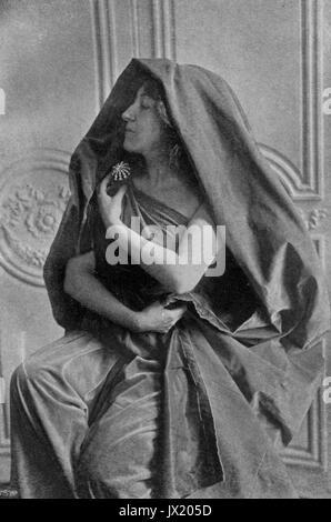 Monna Vanna Maeterlinck Georgette Leblanc, 01. - Stockfoto