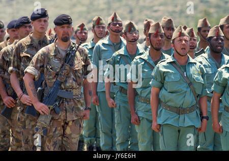 Spanische Spezialeinheit