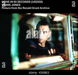 IN 60 SEKUNDEN VINNIE JONES Datum: 2000 - Stockfoto