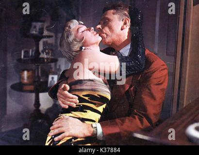 Das verflixte siebte Jahr Marilyn Monroe, Tom Ewell Datum: 1955 - Stockfoto