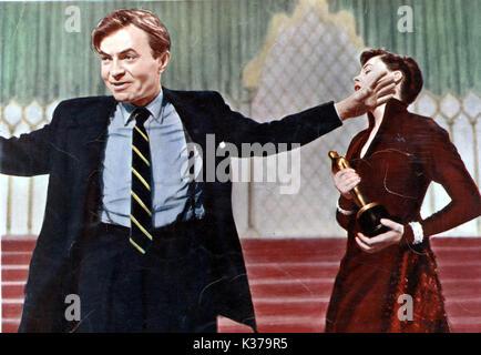 Ein Star wird geboren James Mason und Judy Garland Datum: 1954 - Stockfoto