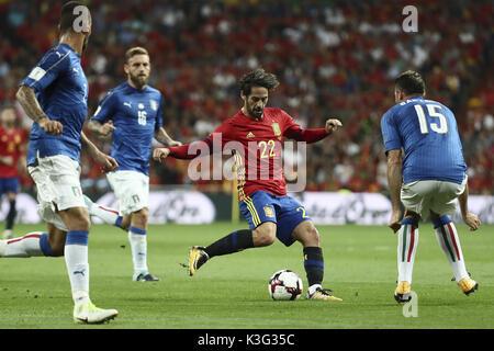Italienische Spieler
