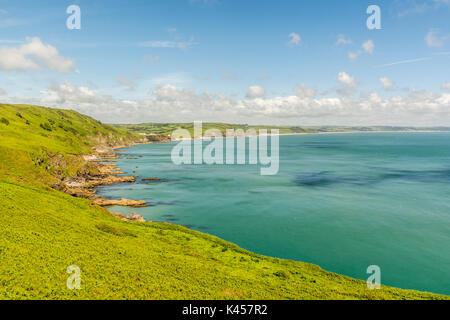 Start Bay, Devon, England, UK. - Stockfoto