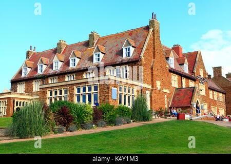 Das Golden Lion Hotel, Hunstanton, Norfolk, England, UK, Englisch Seaside Hotels - Stockfoto