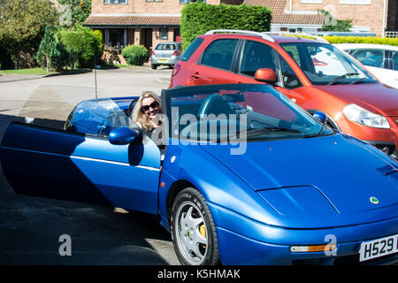 Lotus Elan - Stockfoto