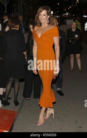 Allison Janney die Teilnahme an der 'ICH, Tonya 'Premiere während der 42 Toronto International Film Festival im - Stockfoto