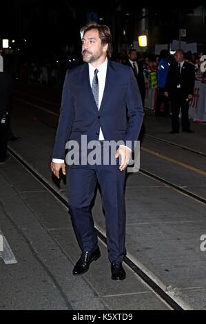Javier Bardem die Teilnahme an der 'Mutter!' Premiere während der 42 Toronto International Film Festival im Princess - Stockfoto