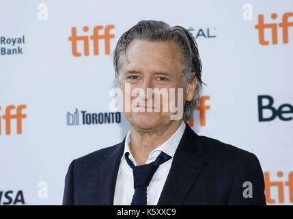 Toronto, Kanada. 10 Sep, 2017. Bill Pullman in der Ankunftshalle für KAMPF DER GESCHLECHTER Premiere auf dem Toronto - Stockfoto