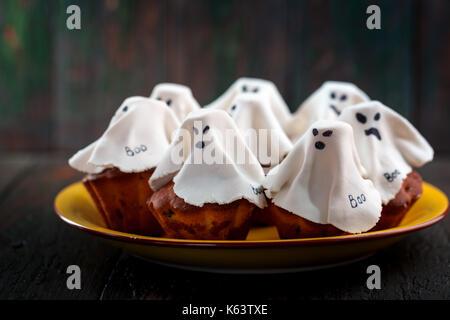 Dessert für Halloween - Stockfoto