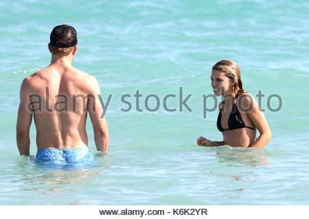 Rückseite Miami Beach Florida