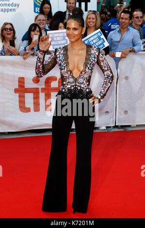 Toronto, Kanada. 13 Sep, 2017. halle berry an der 'premiere Kings' während der 42 Toronto International Film Festival - Stockfoto