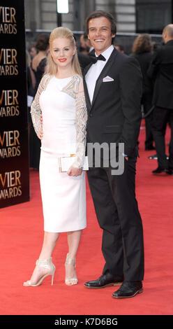 Foto © gutgeschrieben werden Alpha Presse 078237 03/04/2016 Amy Lennox Olivier Awards 2016 am Royal Opera House - Stockfoto
