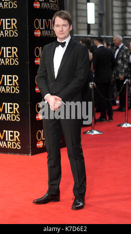 Foto © gutgeschrieben werden Alpha Presse 078237 03/04/2016 Killian Donnelly Olivier Awards 2016 am Royal Opera - Stockfoto