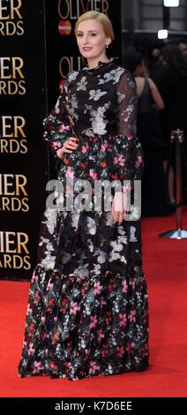 Foto © gutgeschrieben werden Alpha Presse 078237 03/04/2016 Laura Carmichael Olivier Awards 2016 am Royal Opera - Stockfoto
