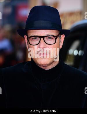 Matthew Vaughn die Teilnahme an der Uraufführung von kingsman: Der goldene Kreis, bei Cineworld in Leicester Square, - Stockfoto
