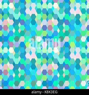 Geometrische Verzierung farbige polygonalen Muster fo website Hintergrund - Stockfoto