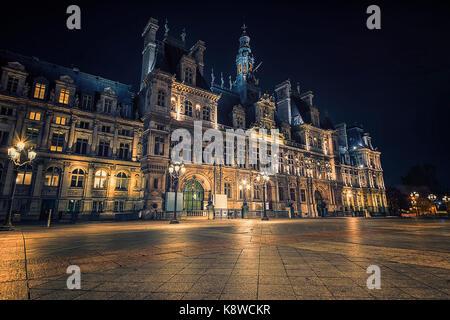 Stadt Halle in Paris - Stockfoto
