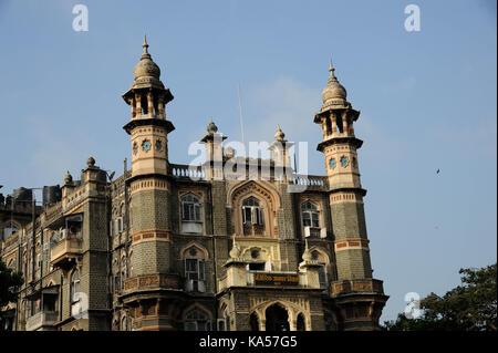 Majestic guest house, Mumbai, Maharashtra, Indien, Asien - Stockfoto
