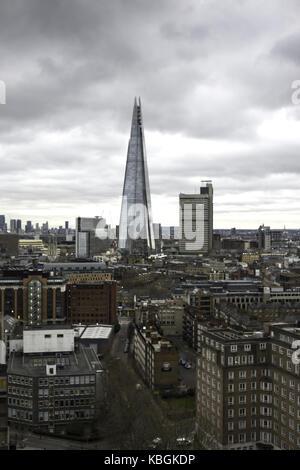 Der Shard London - Stockfoto