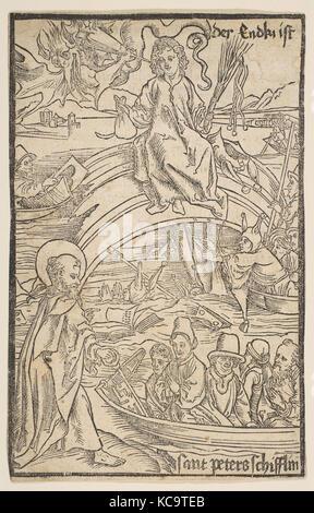 Abbildung: von Sebastian Brandt, das narrenschriff, Albrecht Dürer, N. d - Stockfoto