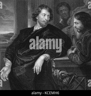sir peter paul rubens fl mischer barock maler stockfoto bild 50159423 alamy. Black Bedroom Furniture Sets. Home Design Ideas