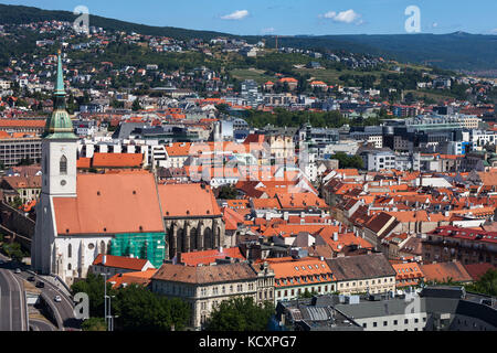 slowakei bratislava altstadt stockfoto bild 75408521 alamy. Black Bedroom Furniture Sets. Home Design Ideas