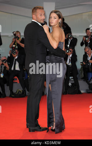 """42 Toronto International Film Festival - """"la Fidele"""" - Premiere mit: Matthias schoenaerts, Adele exarchopoulos Wo: - Stockfoto"""