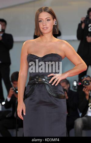 """42 Toronto International Film Festival - """"la Fidele"""" - Premiere mit: Adele exarchopoulos Wo: Venedig, Italien Wann: - Stockfoto"""