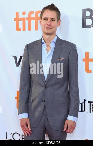 "42 Toronto International Film Festival - ""auf den Kopf"" - Premiere mit: Johannes hartmere Wo: Toronto, Kanada, wenn: - Stockfoto"