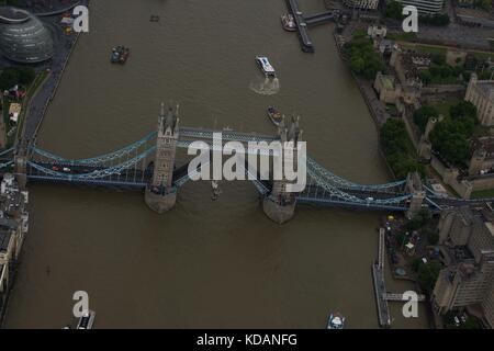 Tower Bridge-London - Stockfoto