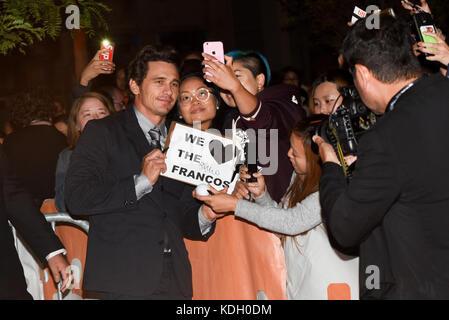 "42 Toronto International Film Festival - ""die Katastrophe artist""-Premiere mit: James Franco wo: Toronto, Kanada, - Stockfoto"