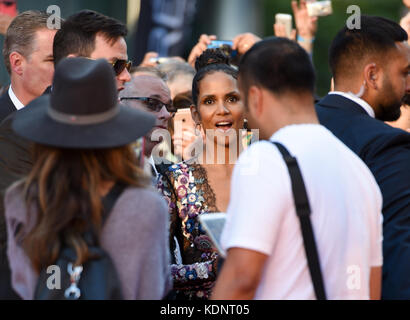 42 Toronto International Film Festival - Kings' - Premiere mit: Halle Berry wo: Toronto, Kanada, wenn: 13 Sep 2017 - Stockfoto