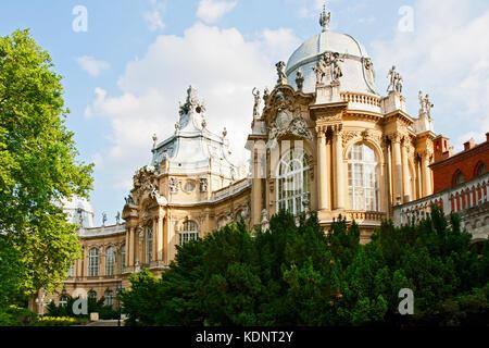 Das Gebäude der landwirtschaftlichen Museum von Ungarn, Budapest - Stockfoto