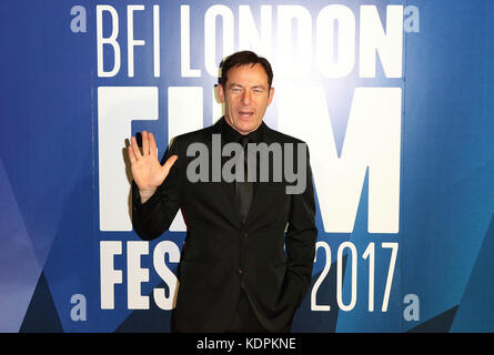 London, Großbritannien. 14 Okt, 2017. Jason Isaacs, BFI London Film Festival Awards Banqueting House, London, Großbritannien, - Stockfoto