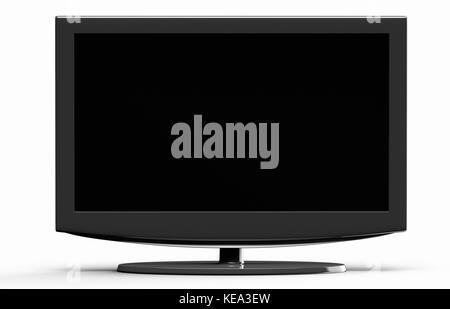 Flachbild-TV - Stockfoto