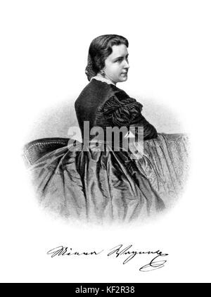 Richard Wagners Frau